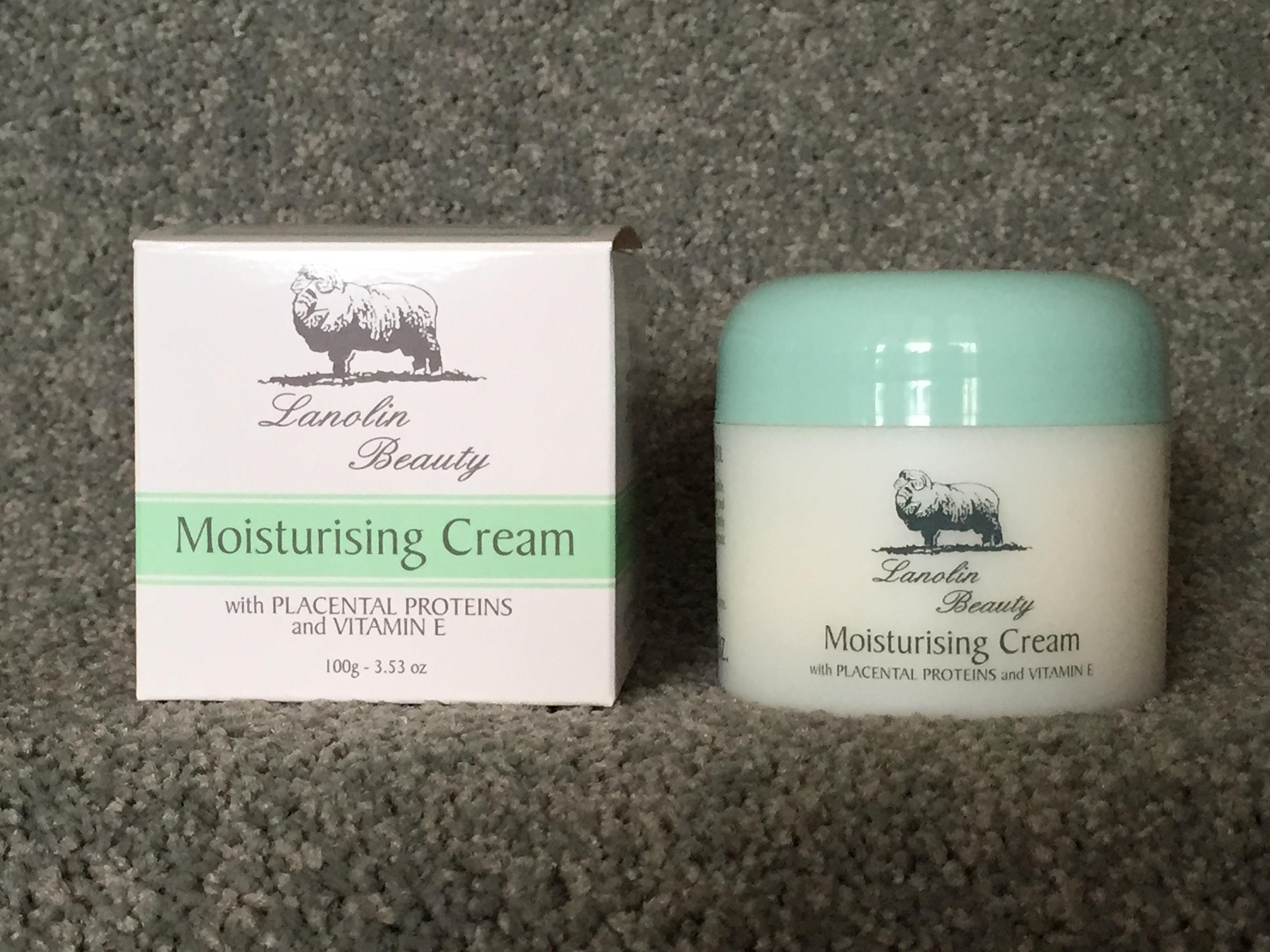 Lanolin Beauty Moisturising Cream